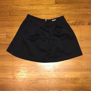 Black skirt - mini